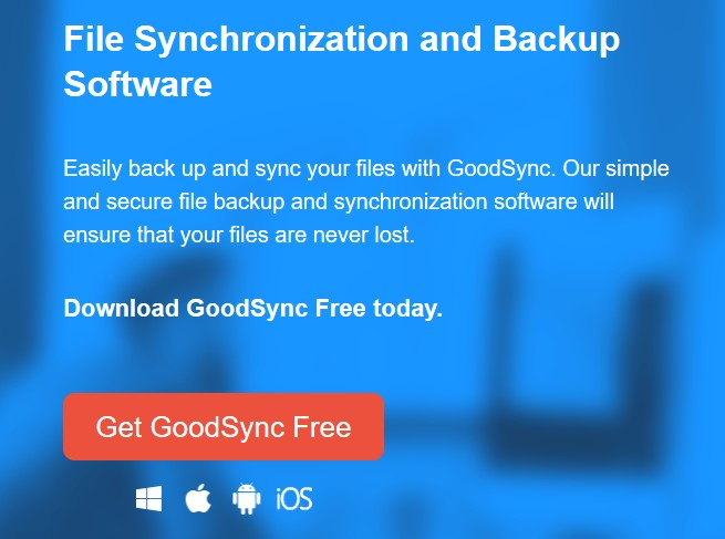 GoodSync - Free File Sync Software - The Online Information Hub